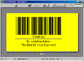 Barcode Graphics Generate