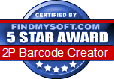 Barcode Label Software Award